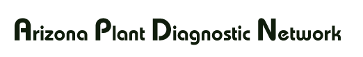 Arizona Plant Diagnostics Network (AzPDN) | Home